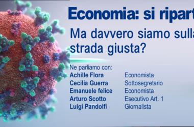 """Dibattito su """"Quale economia dopo il Covid19 ?"""