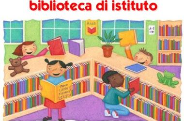Contributo alle biblioteche per l'acquisto di libri